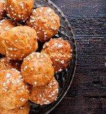 Selections de recettes Dessert Recipes, Desserts, Pretzel Bites, Healthy Living, Muffin, Bread, Cooking, Breakfast, Ethnic Recipes