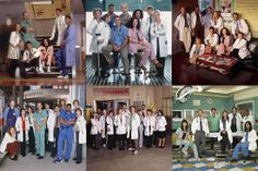 E.R. (just one of the best, most honest, most dramatic, funniest, saddest shows that ever existed).