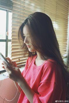 Korean Aesthetic, Aesthetic Girl, Sweet Girls, Cute Girls, Beautiful Chinese Women, Cute Girl Poses, Cute Korean Girl, Grunge Girl, Girl Photography Poses