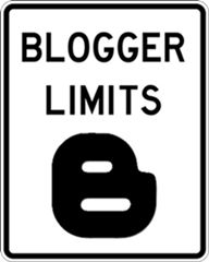Complete list of Blogger account limits Accounting, Blogging, Tools, Inspiration, Biblical Inspiration, Instruments, Inspirational, Inhalation
