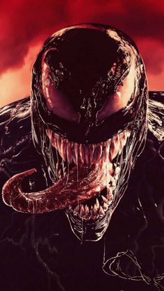 Venom Tounge Out Digital Art HD Wallpaper Marvel Dc, Marvel Venom, Marvel Villains, Marvel Characters, Marvel Heroes, Marvel Comics, Venom Wallpaper, Deadpool Wallpaper, Marvel Wallpaper