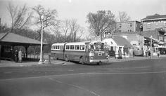 Calvert Street Bus Turnaround in 1948 http://j.mp/1Zg01eS