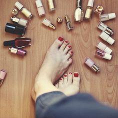Quel vernis choisir pour mes ongles de pieds?