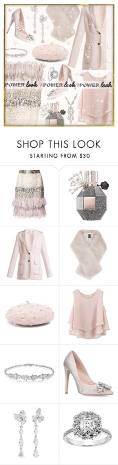 """""""Girl power: Power look - Be always chic, but power, girl!"""" by tempestaartica ❤ liked on Polyvore featuring Matthew Williamson, Viktor & Rolf, Gabriela Hearst, Reiss, Topshop, Chicwish, Anyallerie, Effy Jewelry, girlpower and powerlook"""