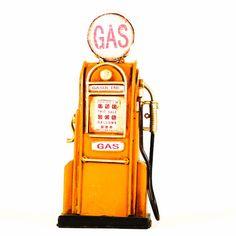 ΒΕΝΖΙΝΑΝΤΛΙΑ ΚΩΔΙΚΟΣ:44-634A Miniature, Landline Phone, Gas Station, Retro, Vintage Style, Amazon, Collection, Amazons, Riding Habit