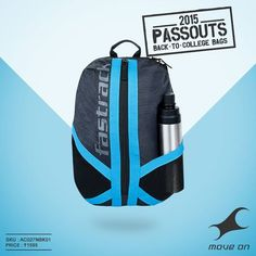 Long night? About time you got some shuteye. #Passouts http://fastrack.in/products/bags/sku-ac027nbk01/