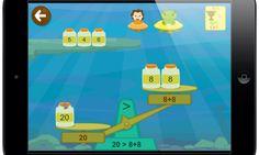 'Matemáticas con Grin', una app para aprender a calcular