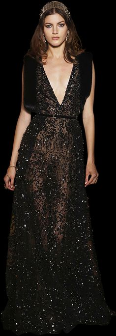 ELIE SAAB - Haute Couture - Fall Winter 2015-2016
