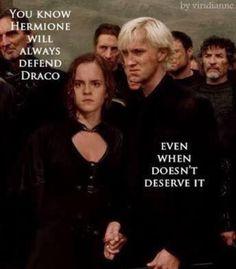 More dramione