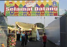 Dokumentasi Seni Budaya Abdul Aziz: Kampung Betawi Kembali Suguhkan Budaya Betawi Di J. Jakarta, Fair Grounds, Fun, Travel, Viajes, Destinations, Traveling, Trips, Hilarious