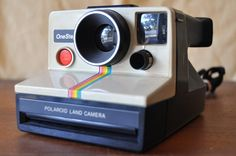 "I  remember using a Polaroid camera. I still have one. Apparently, the company is going to make the ""film"" again."