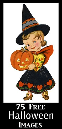 75 Free Halloween Images for Crafts