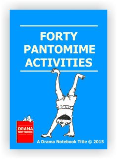 FREE to Drama Notebook members! Need a quick reference to find just ...