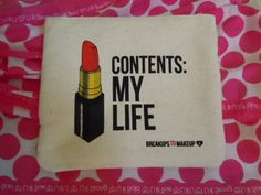 Contents: My Life May ipsy bag