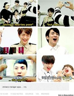 SHINee's manager,everyone XD | allkpop Meme Center This is the best thing ever!