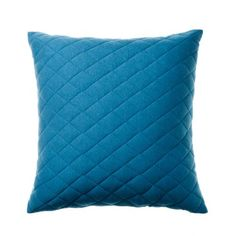 In a luxurious quilted design, the Harrison cushion is a classic piece that will coordinate back with any home decor. The soft cotton jersey texture and warm colours create the ultimate in comfort and style.