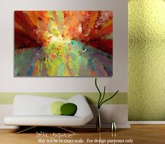 Wind Of Change. Modern Mosaic Tile Art Painting Large Abstract Art