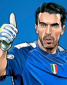 "229 mentions J'aime, 1 commentaires - Juventus Football Club ⚪️⚫️ (@dajejuve) sur Instagram : ""Alcune 'caricature' del Capitano @GianluigiBuffon. Quale preferite? #Buffon #GB1 #Capitano…"""