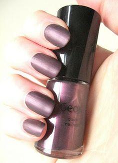 matte fingernail polish #kindaobsessed