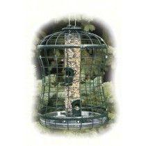 Woodlink Caged Tube Squirrel Proof Wild bird Seed Feeder - JacobsOutdoor