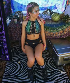 Rave Outfits Ideas – Lady Dress Designs