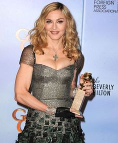 "2012 Madonna's ""Masterpiece"" from 'W.E.' won as Best Original Song. The classy pop ballad wasn't eligible for an Oscar since it wasn't featured either in the body of the film or as the first song in the closing credits. Oscar voters instead selected ""Man or Muppet"" from 'The Muppets.'"