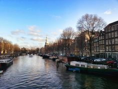 Peaceful Amsterdam by minimeme check out more here https://cleaningexec.com