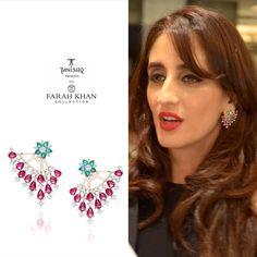 My favourite ear cuff for @tanishqjewellery  #TanishqxFarahKhan #TheFarahKhanCollection