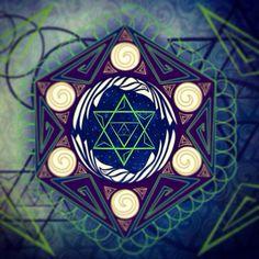 Símbolo Instituto de estudos esotéricos Presença Divina