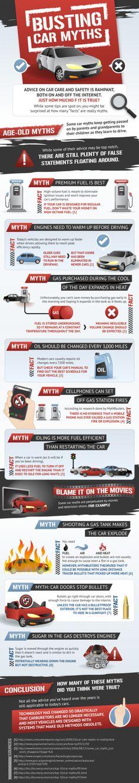 Busting Car Myths