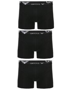 Mega fede Gnious tights i 3 pack Gnious Undertøj & Strømper til Herrer til hverdag og fest