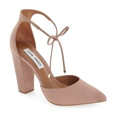 771ec6beb0d5 Women s Steve Madden  Pamperd  Lace-Up Pump ( 100) ❤ liked on