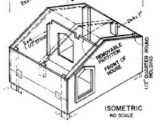 Dog House on dog house plans multiple dogs