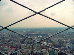 Mexico City #horizon #fence