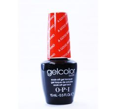 OPI Gelcolor A Good Man- Darin is Hard to Find, 0.5 oz