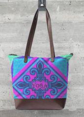 VIDA Tote Bag - Kay Duncan Yoga 2 005 by VIDA PgFHQ