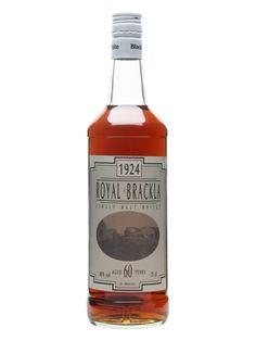 royal brackla whisky - 60 years old