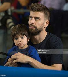 Milan Pique, Shakira And Gerard Pique, Shakira Hips, Shakira Mebarak, Thank God, Soccer Players, Foto Bts, Baby Kids, Barcelona