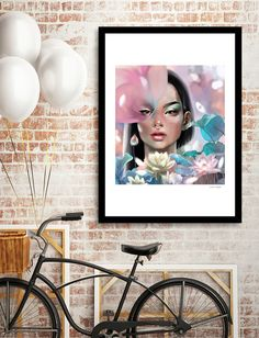 Discover «Dream Love», Limited Edition Fine Art Print by cennet kapkac - From $29 - Curioos