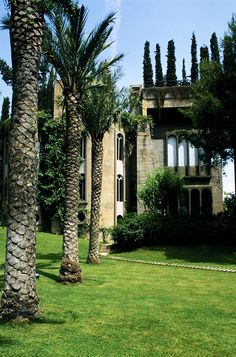 A Former Cement Factory – The New Workspace and Residence of Ricardo Bofill