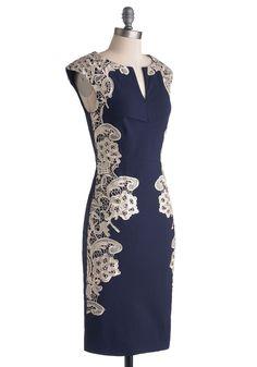Lakeside Libations Dress | Mod Retro Vintage Dresses | ModCloth.com