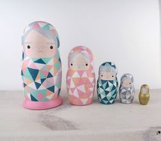 {moody's home} russian dolls