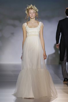 Victorio & Lucchino Novias .. like the neckline and flow of this dress