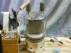 Vacuum Tube Tesla Coil  http://www.instructables.com/id/GU-81-VTTC/?ALLSTEPS