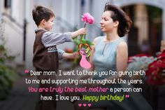 Best birthday wishes for mother pictures Ideas Birthday Surprise Kids, Birthday Wishes For Mother, Birthday Ideas For Her, Birthday Cards For Him, Best Birthday Wishes, Birthday Gifts For Teens, Happy Birthday Images, Birthday Crafts, Husband Birthday