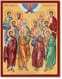 Twelve Apostles icon