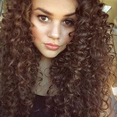 Curls for days! To get beautiful defined soft curls, use our avocado infused Let's Curl Up defining cream image @madisonpettis #madeinbritain #beauty #organic #natural #curlyhair #wavyhair #london #hair #beautilful
