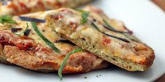 Pizza crust = psyllium, eggs, parm cheese, oil, seasonings