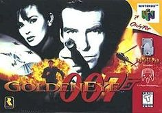 While it hasn't stood up to the test of time, Goldeneye was a game-changer.