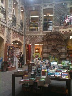 l'Armitière Bookshop - Rouen, France